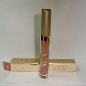STILA NIB Stay All Day Liquid Lipstick SOGNO